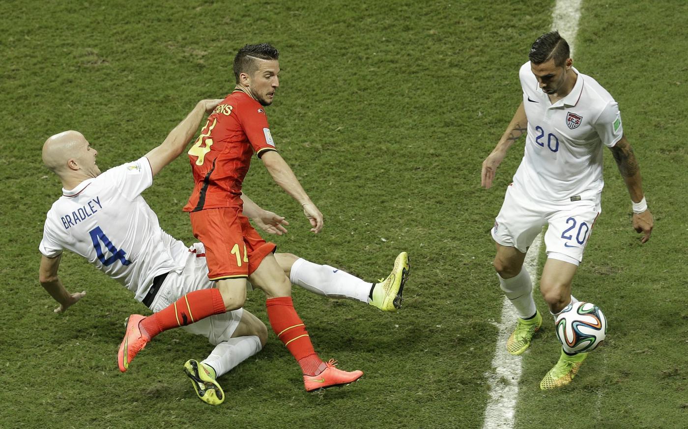 Belgio ai quarti Mondiali 2014 150x150