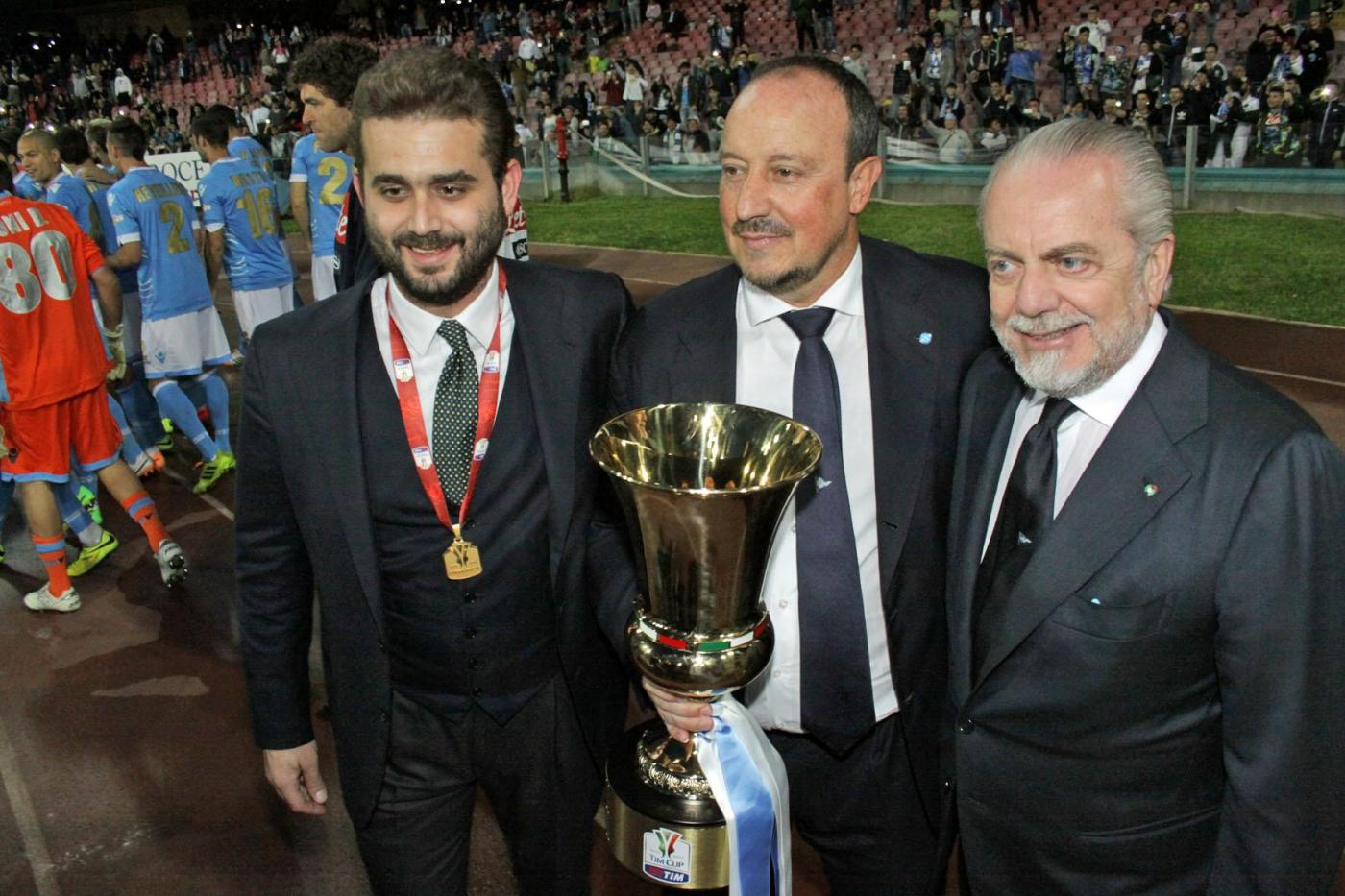 Calendario Napoli 2014/2015: le partite di campionato degli azzurri
