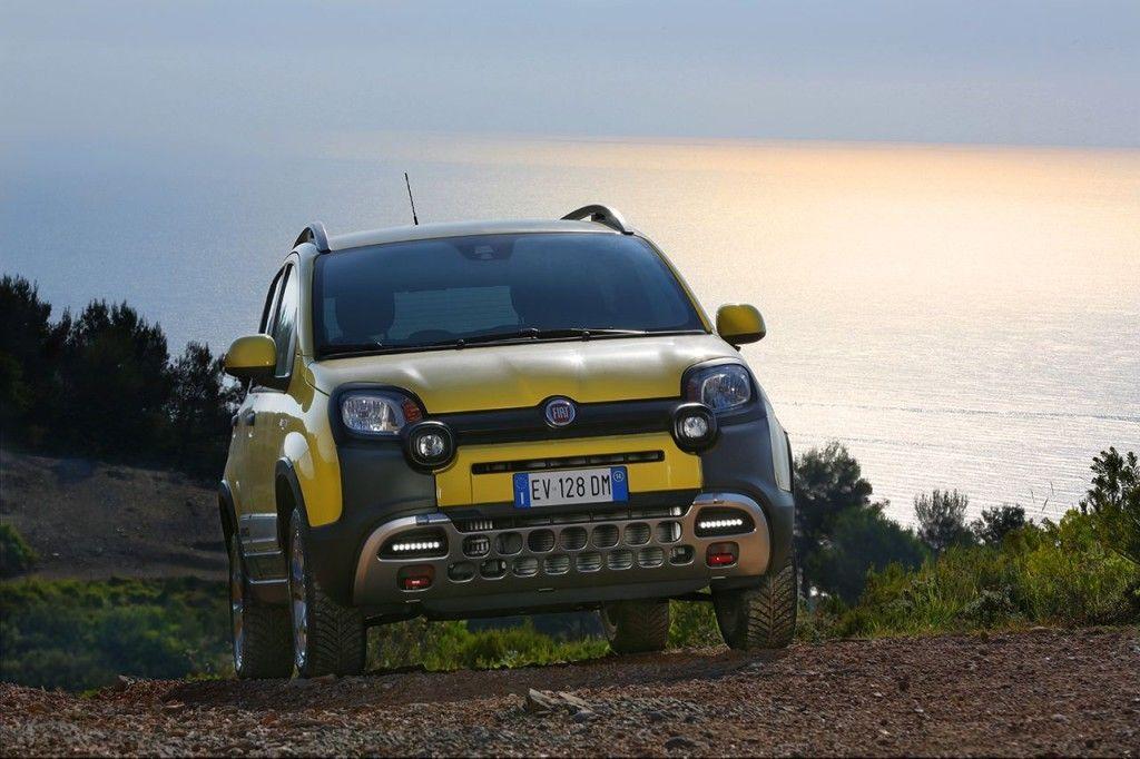 Fiat Panda Cross 2014: prezzo, motori e caratteristiche