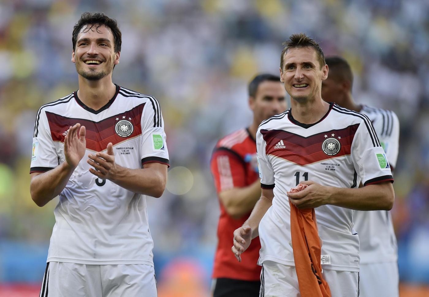 Mondiali 2014, la Germania batte la Francia ed è in semifinale