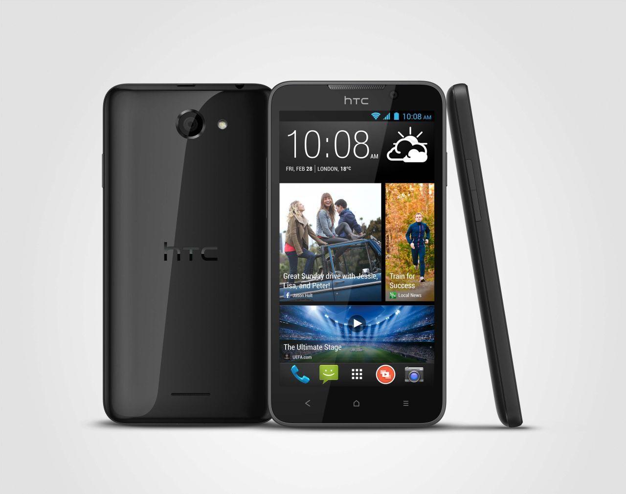 HTC Desire 516: l'Android dual sim per tutti