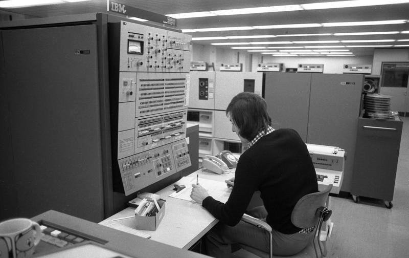 IBM System 360 Model 75
