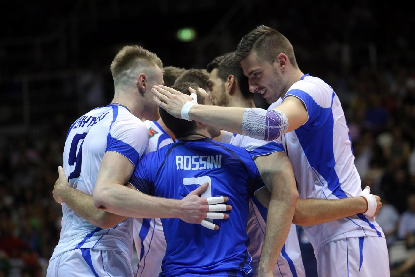 Volley, World League 2014: Italia terza dietro USA e Brasile