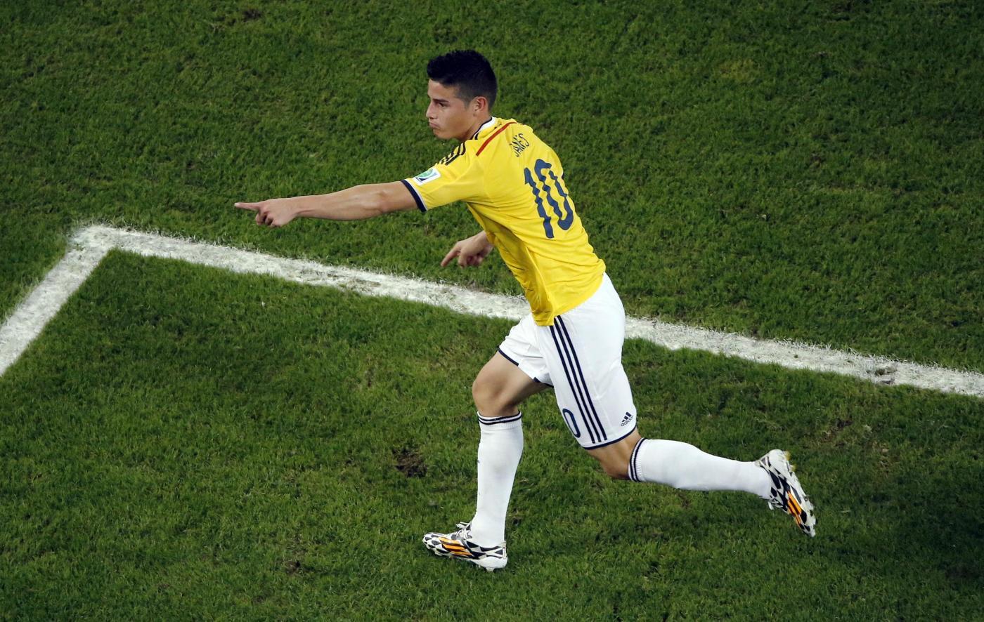 Calciomercato: James Rodriguez è un giocatore del Real Madrid