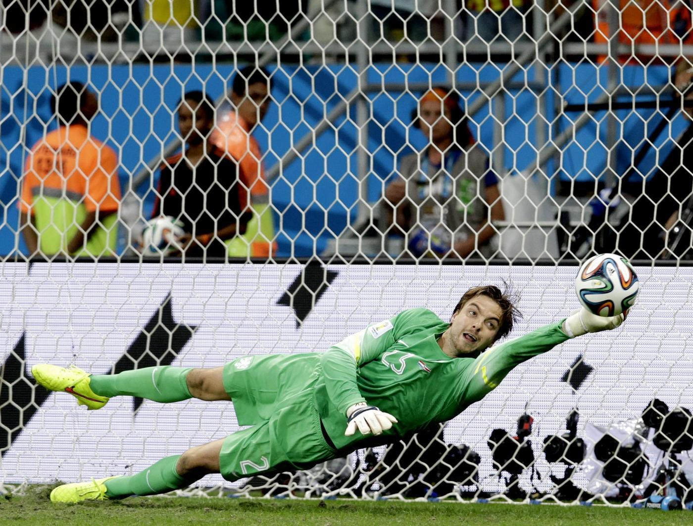Mondiali 2014: Olanda batte Costa Rica ai rigori, Krul nella storia