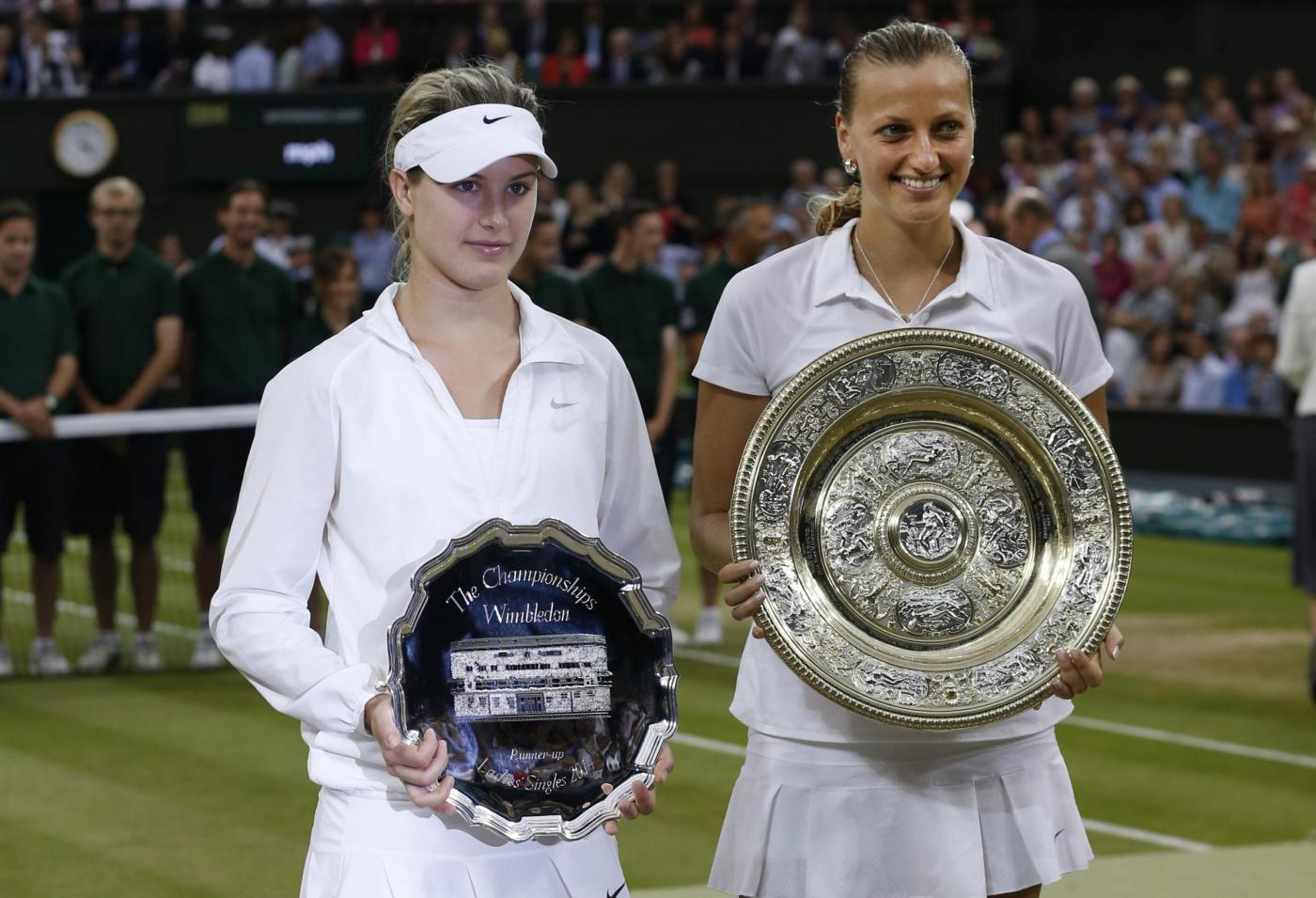 Kvitova finale Wimbledon