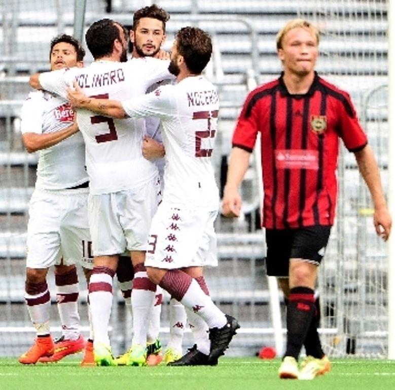 Europa League: Torino batte Brommapojkarna 0-3: i granata sbancano Stoccolma
