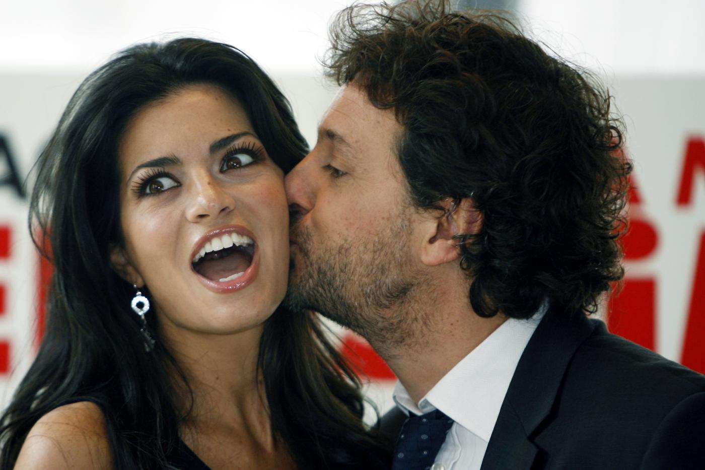 Laura Torrisi e Leonardo Pieraccioni si sono lasciati: la conferma su Twitter