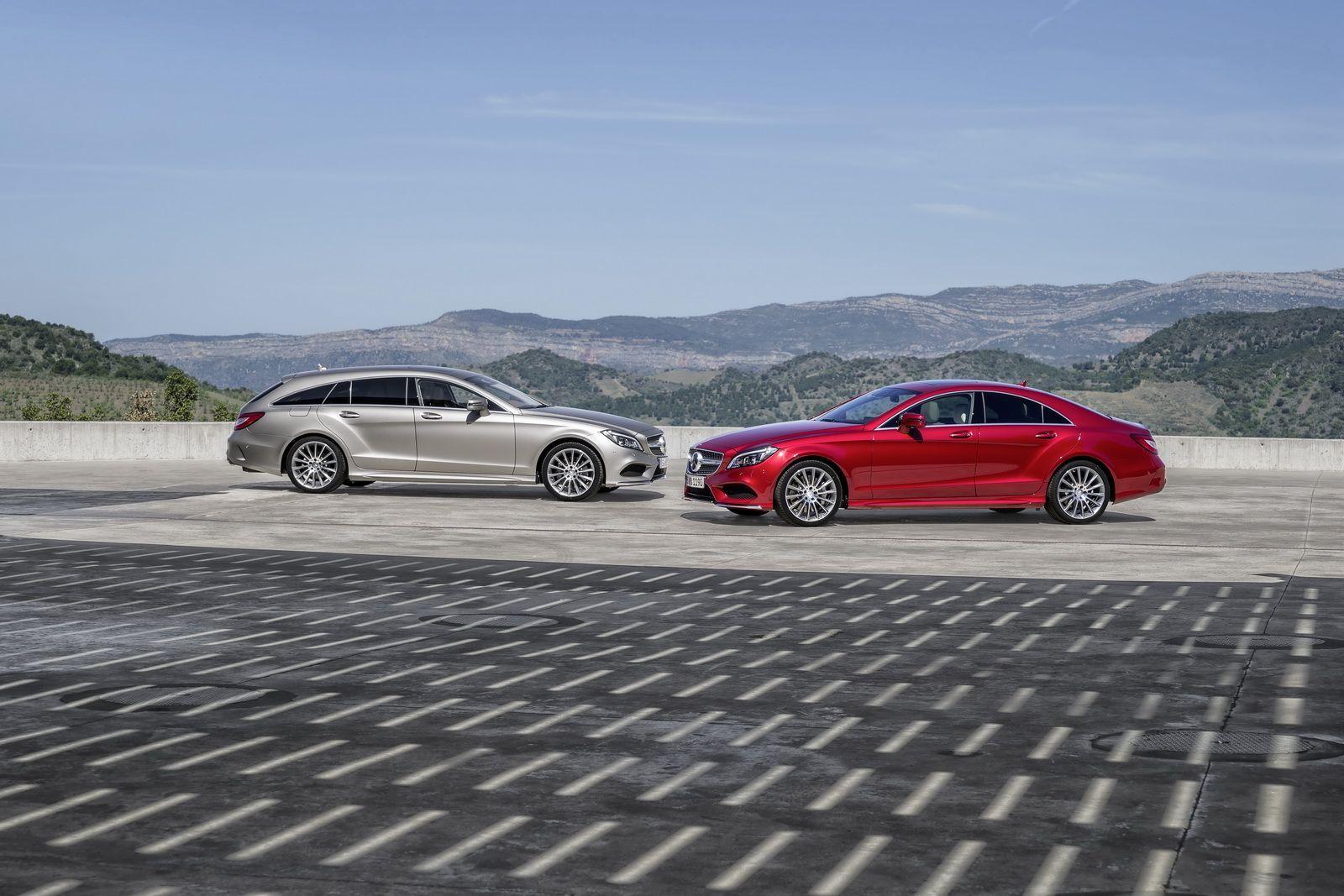 Mercedes CLS 2015: prezzi, caratteristiche e scheda tecnica