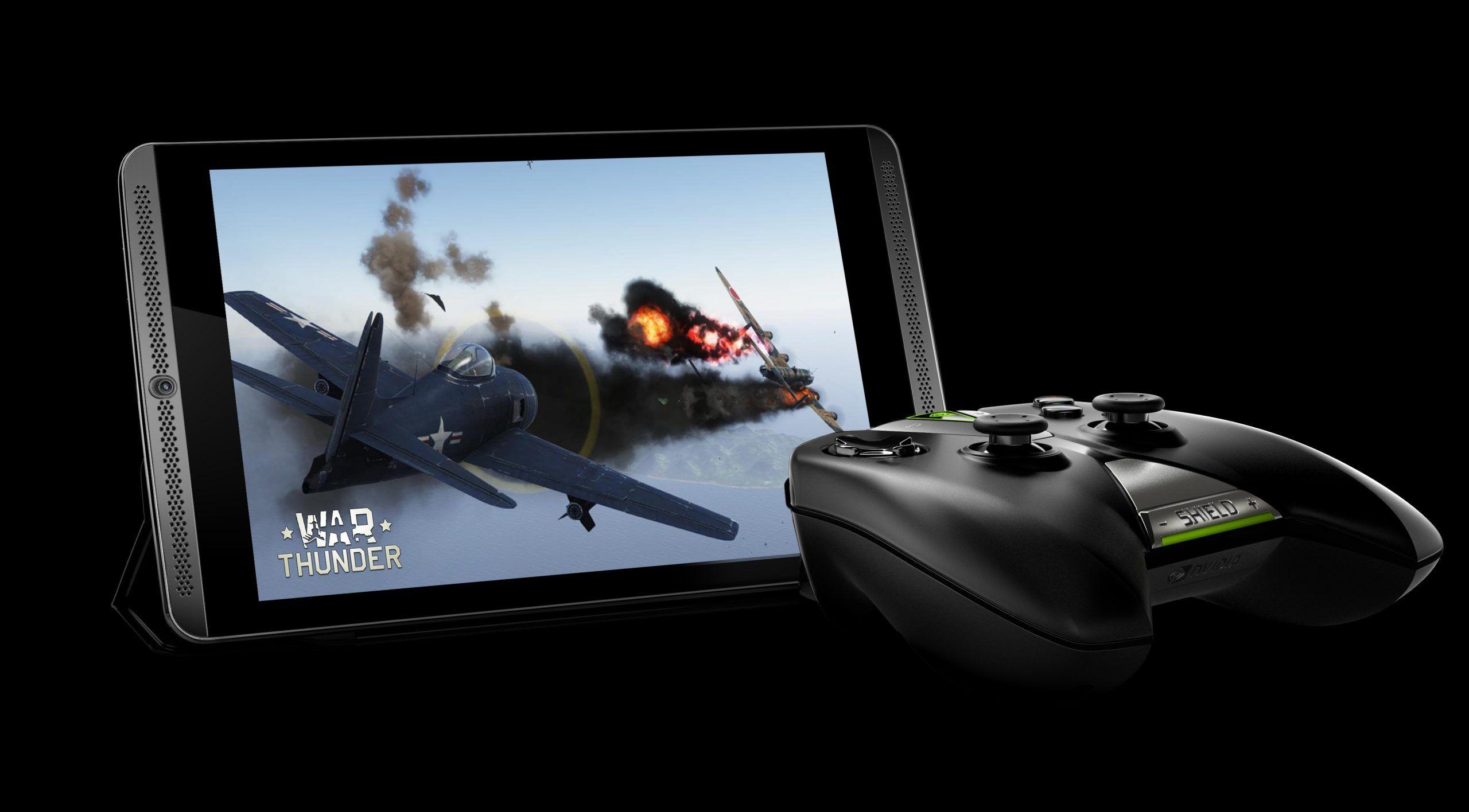 Nvidia Shield LTE: il Tablet-console arriva in Italia