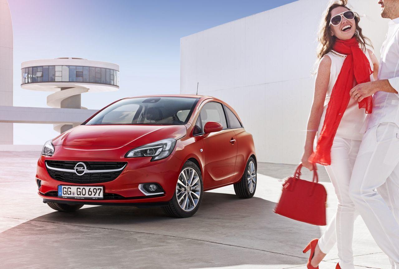 Opel Corsa 2015: scheda tecnica, motori e caratteristiche