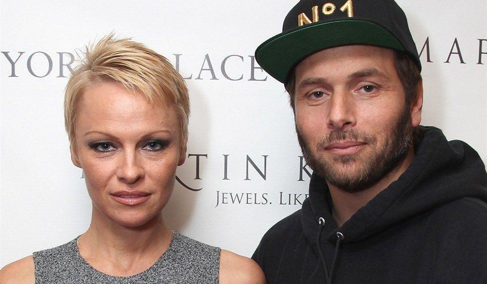 Pamela Anderson e Rick Salomon 150x150