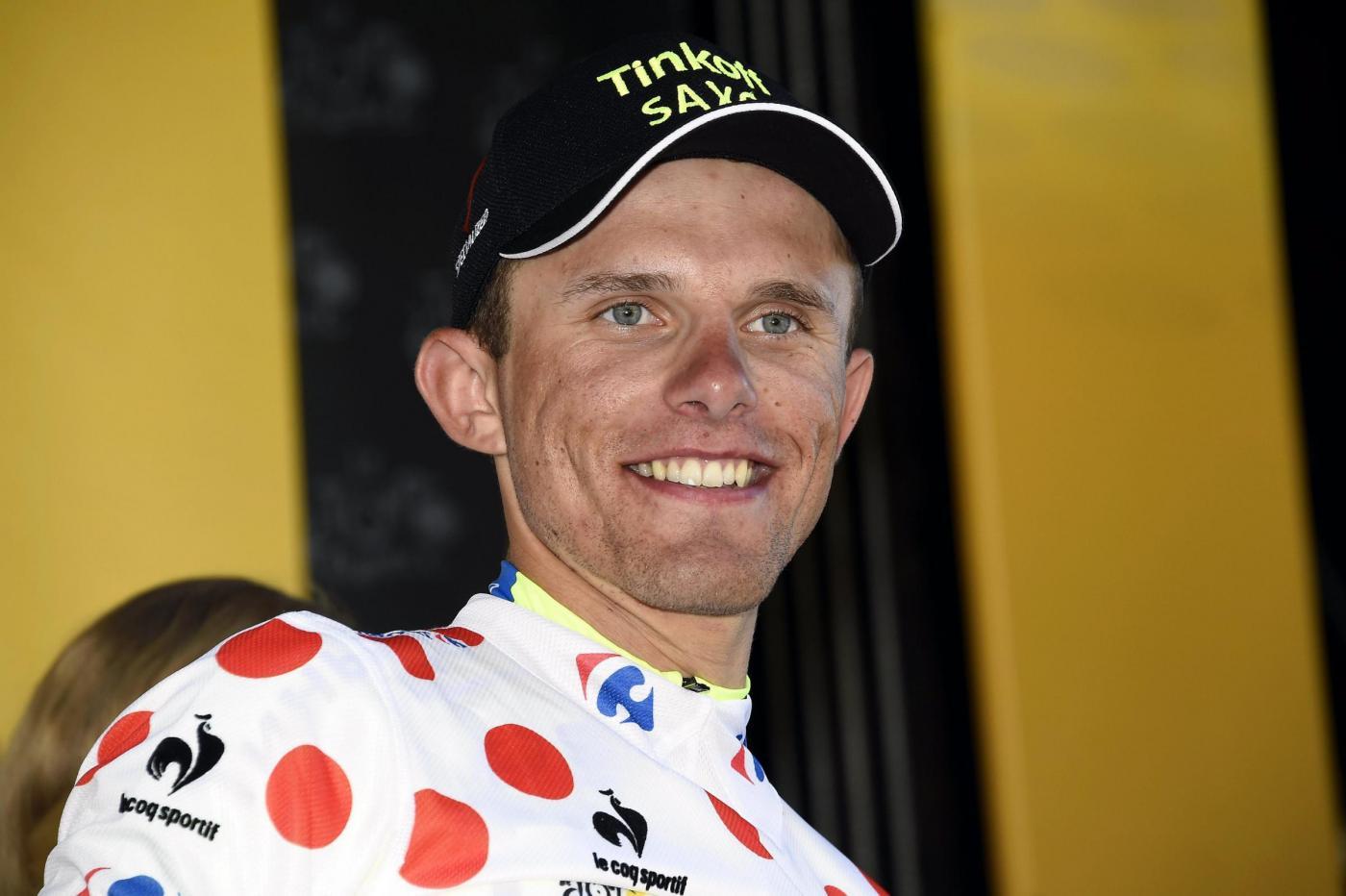 Tour de France 2014: bis di Majka sui Pirenei, Nibali scherza con gli avversari