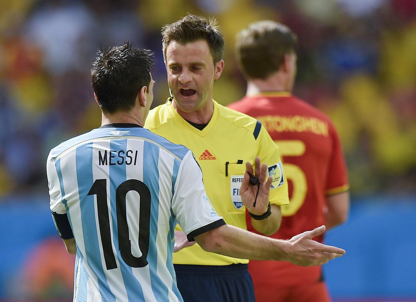 Mondiali 2014: tutte le finali arbitrate dagli italiani