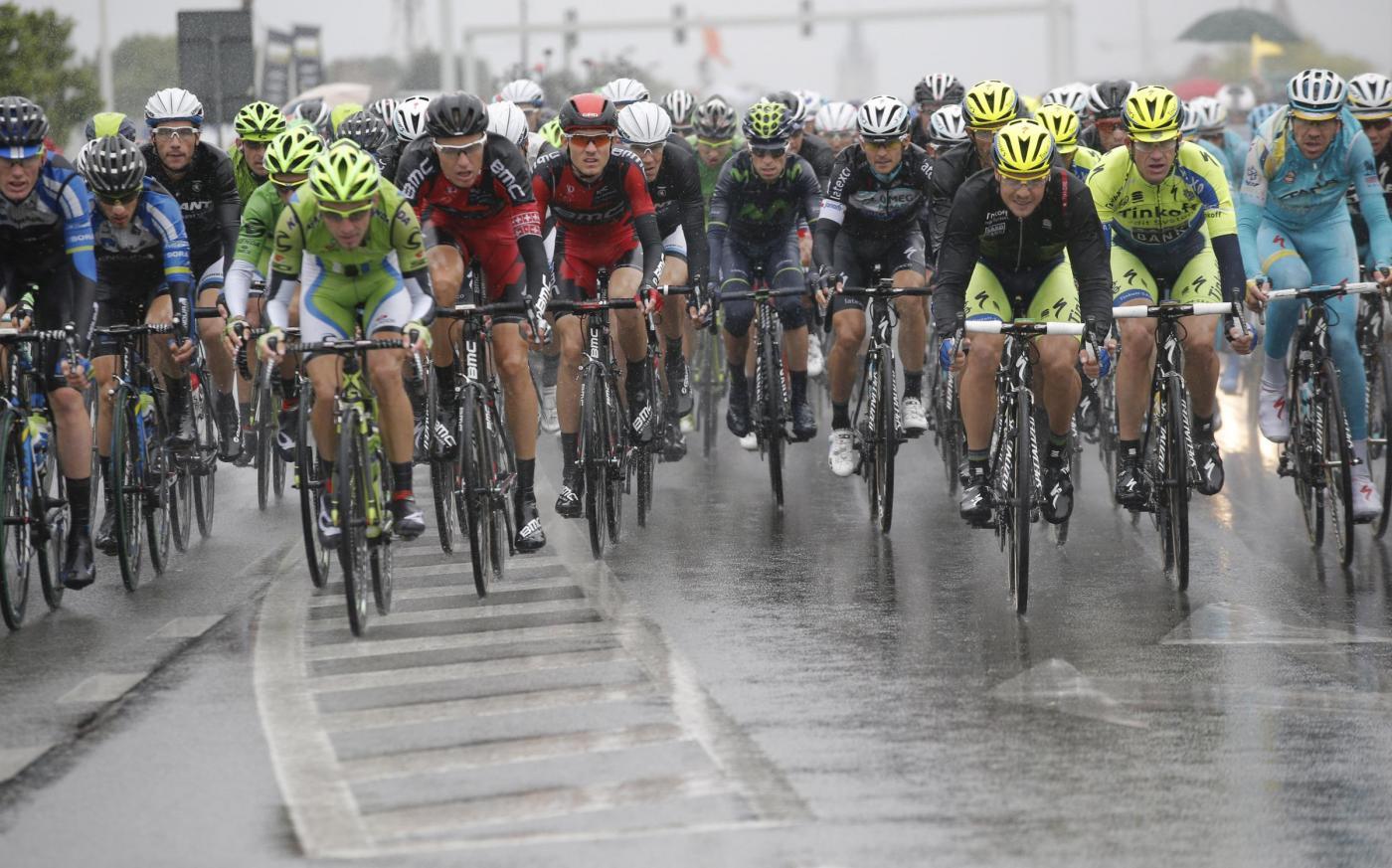 Tour de France 2014 Roubaix