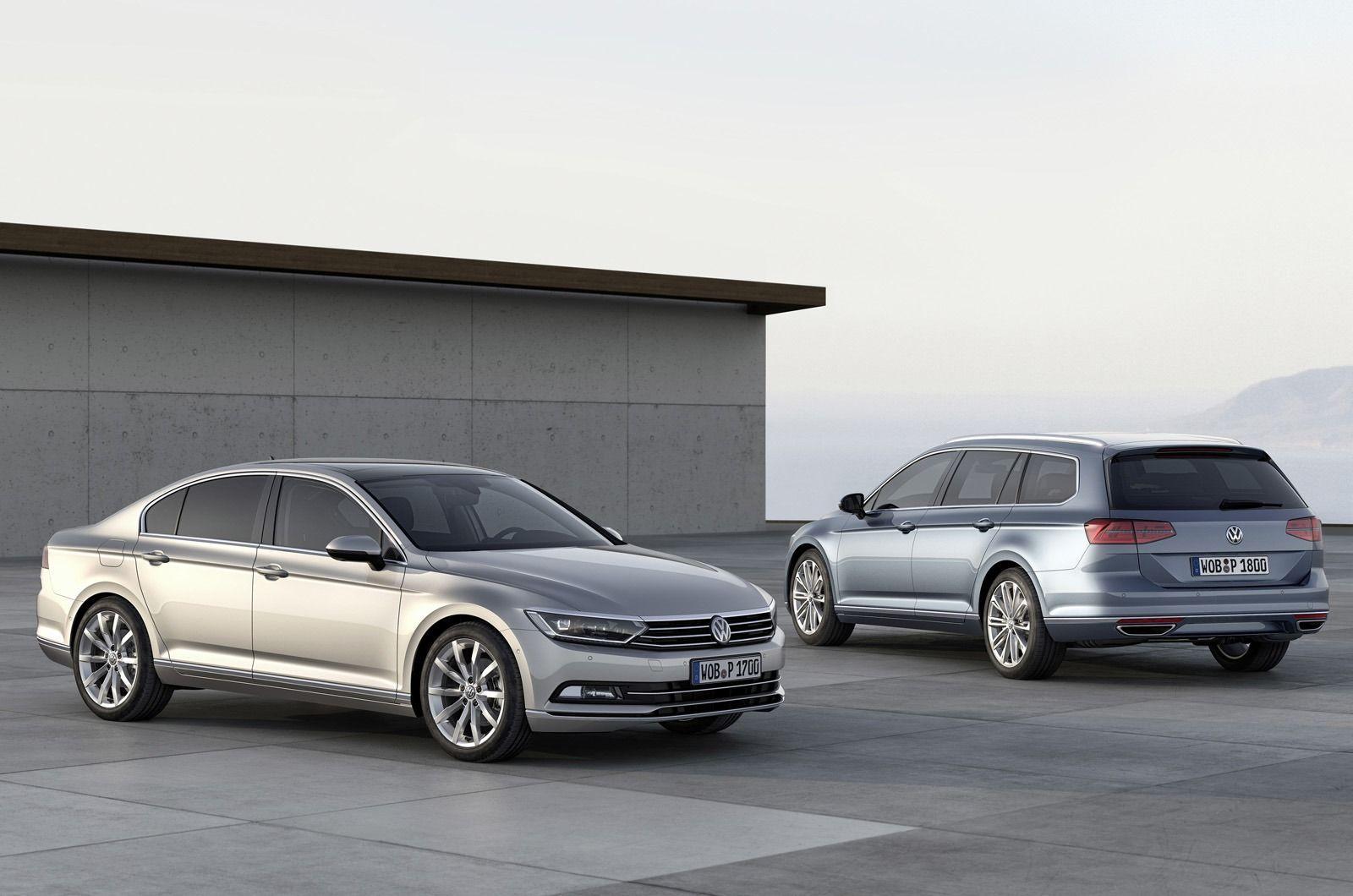 Volkswagen Passat 2015: prezzi, dati tecnici e caratteristiche