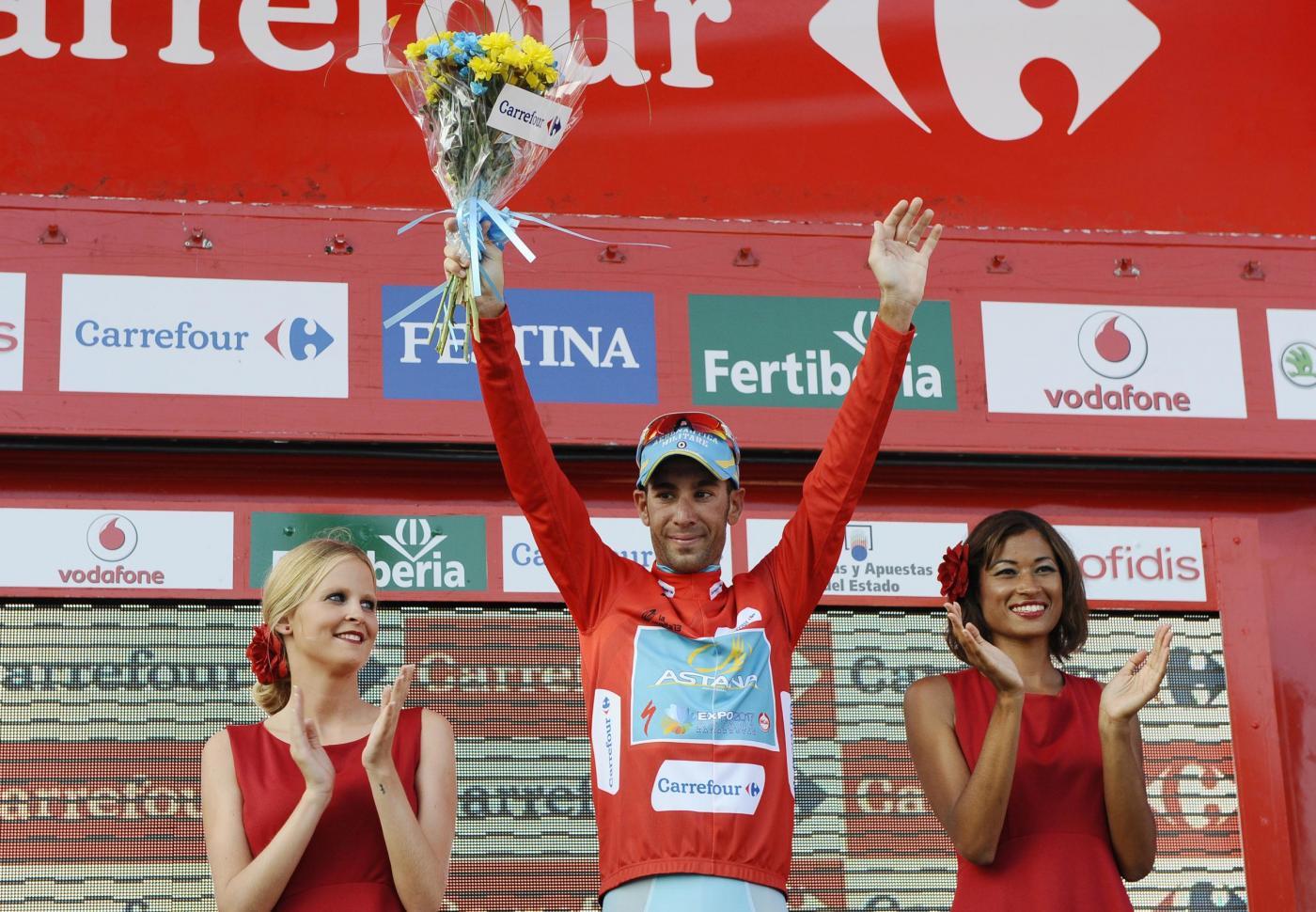 Vuelta di Spagna 2013 Nibali