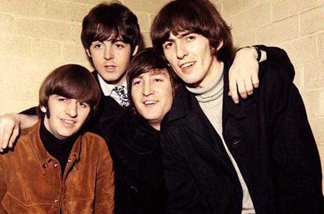 Beatles Ron Howard