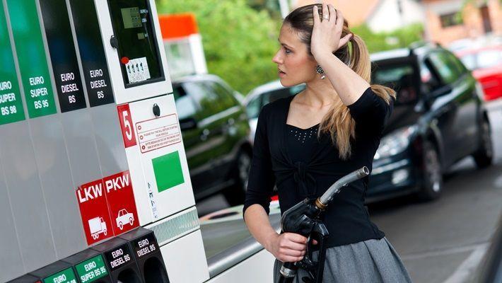 Benzina al posto del gasolio: che fare?