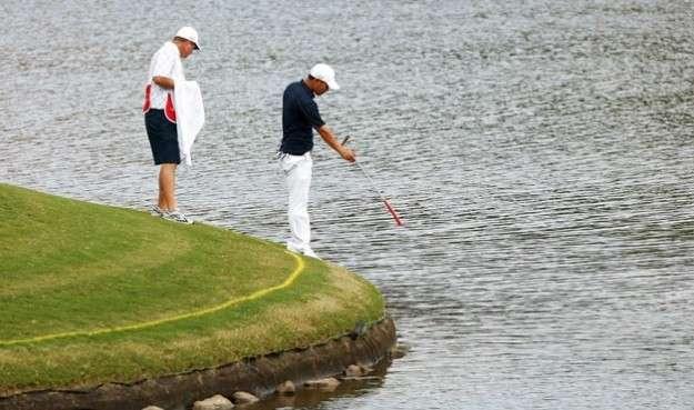 cercatore di palline da golf