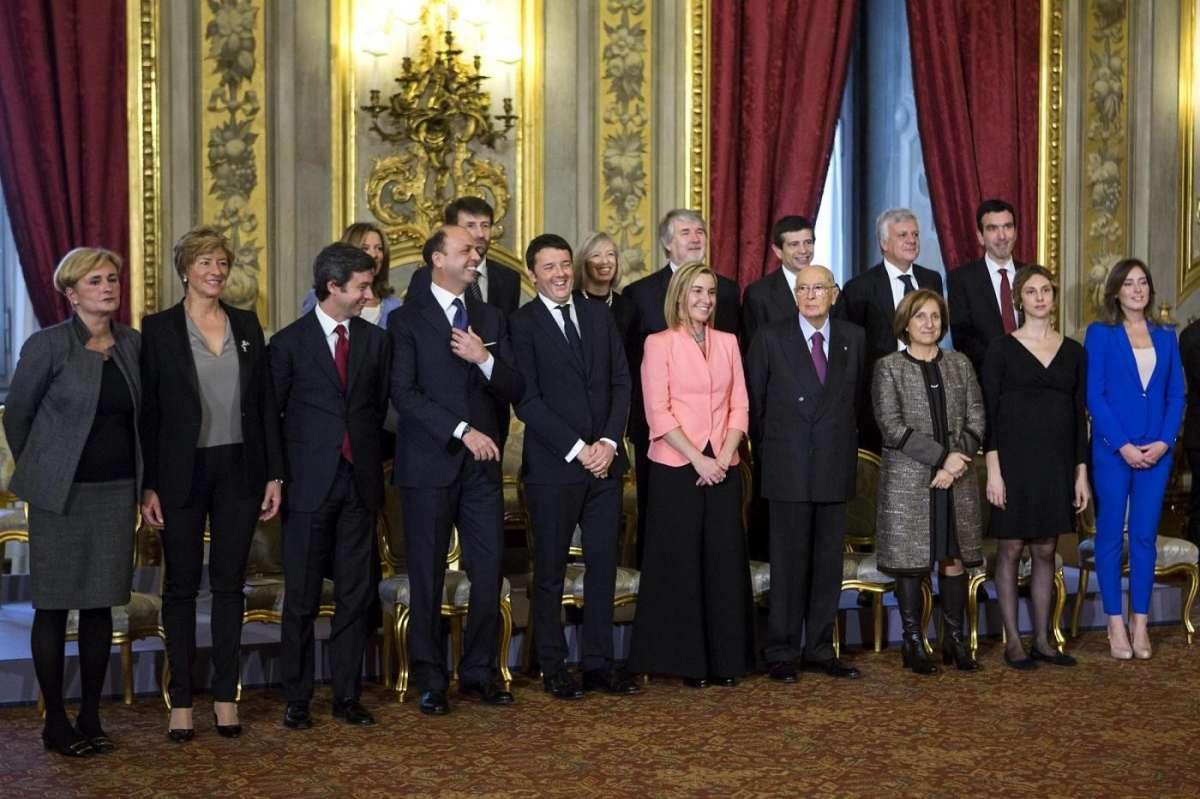 Rimpasto di Governo: Renzi studia lo spostamento di alcuni ministri