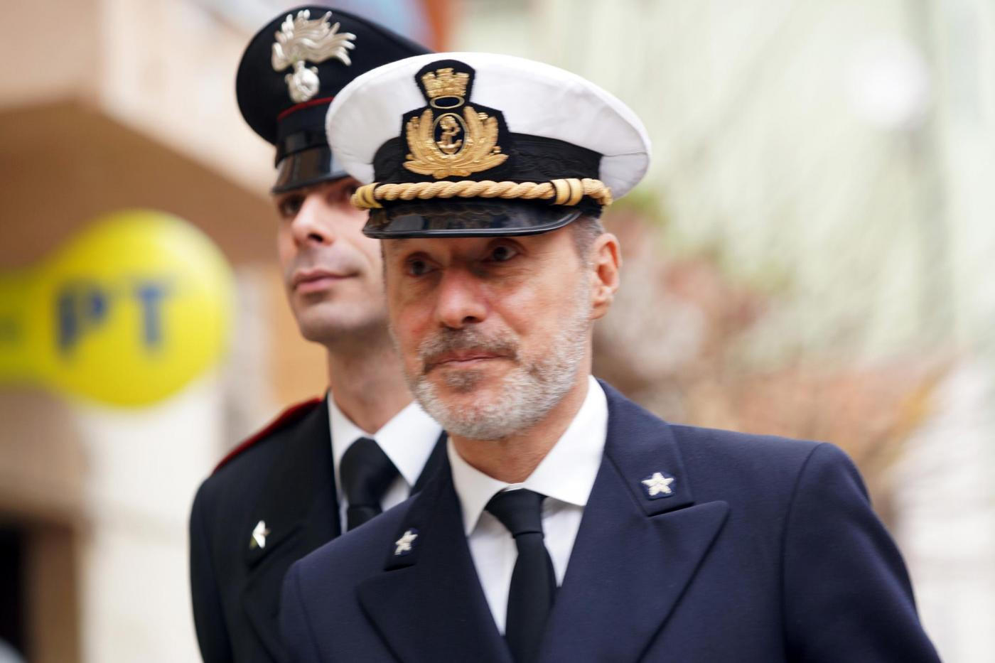 Gregorio De Falco eroe per la seconda volta: salva un disperso in mare