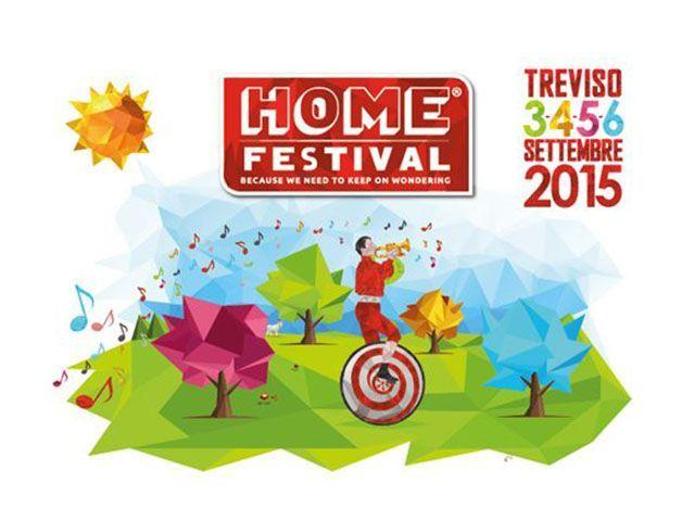 Home Festival 2015 Treviso programma
