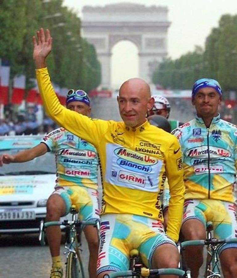 Tour de France: i vincitori italiani della corsa francese