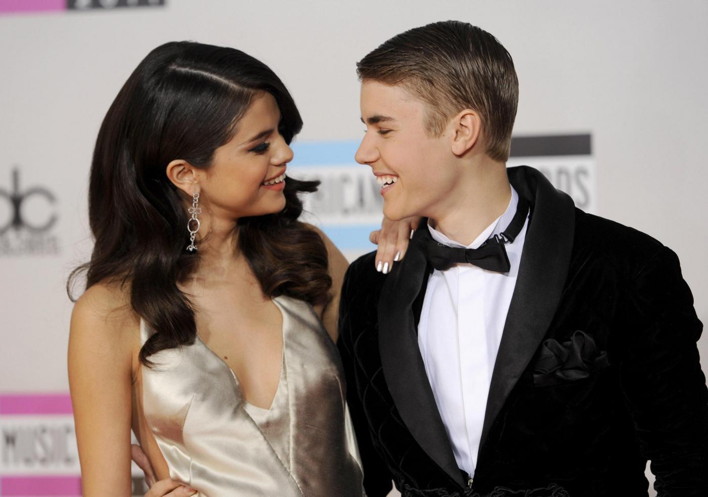 Justin Bieber e Selena Gomez: un matrimonio la causa della rottura