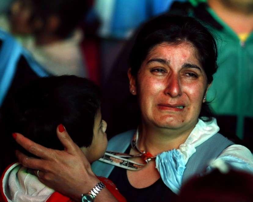 Mondiali 2014: I momenti di sconforto e delusione