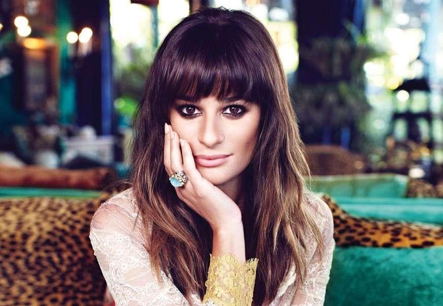 Lea Michele di Glee annuncia: 'Sono incinta'. L'hacker di Twitter colpisce ancora?
