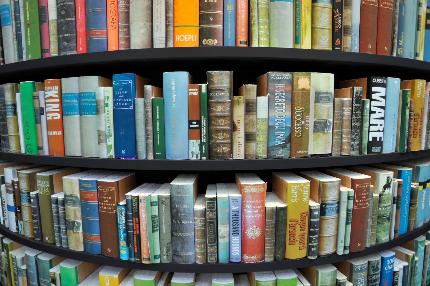 I libri più venduti della settimana: classifica dal 21 luglio 2014 al 27
