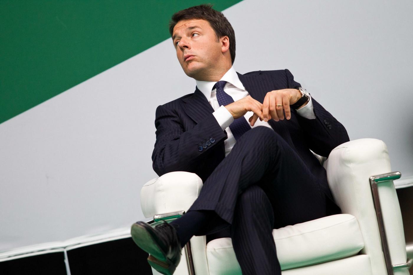 I fedelissimi di Matteo Renzi sono tutti toscani