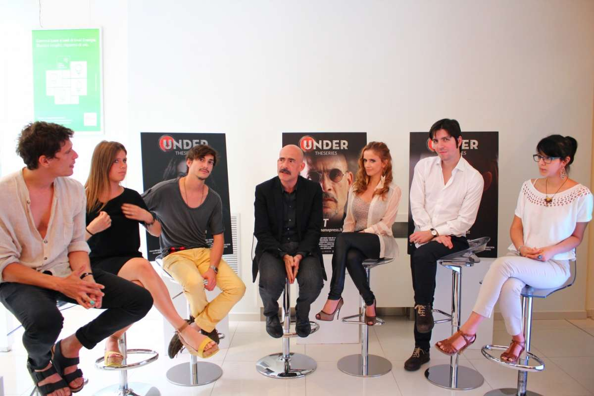 Meet&Greet di Under The Series: il cast e i fan festeggiano il milione di visualizzazioni