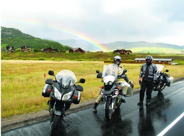 Accessori moto per la pioggia: quali scegliere