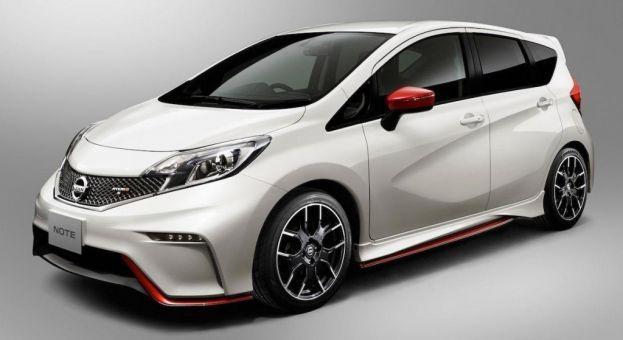 Nissan Note Nismo: scheda tecnica della compatta sportiva