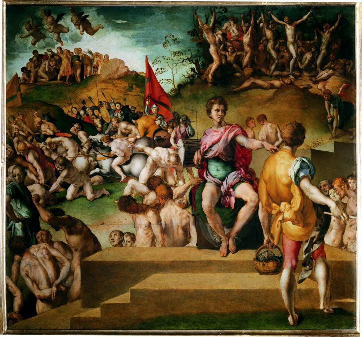 A Firenze la splendida mostra su Pontormo e Rosso Fiorentino