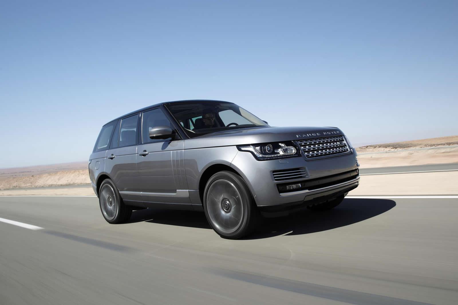 Range Rover Sport 2015: scheda tecnica e caratteristiche