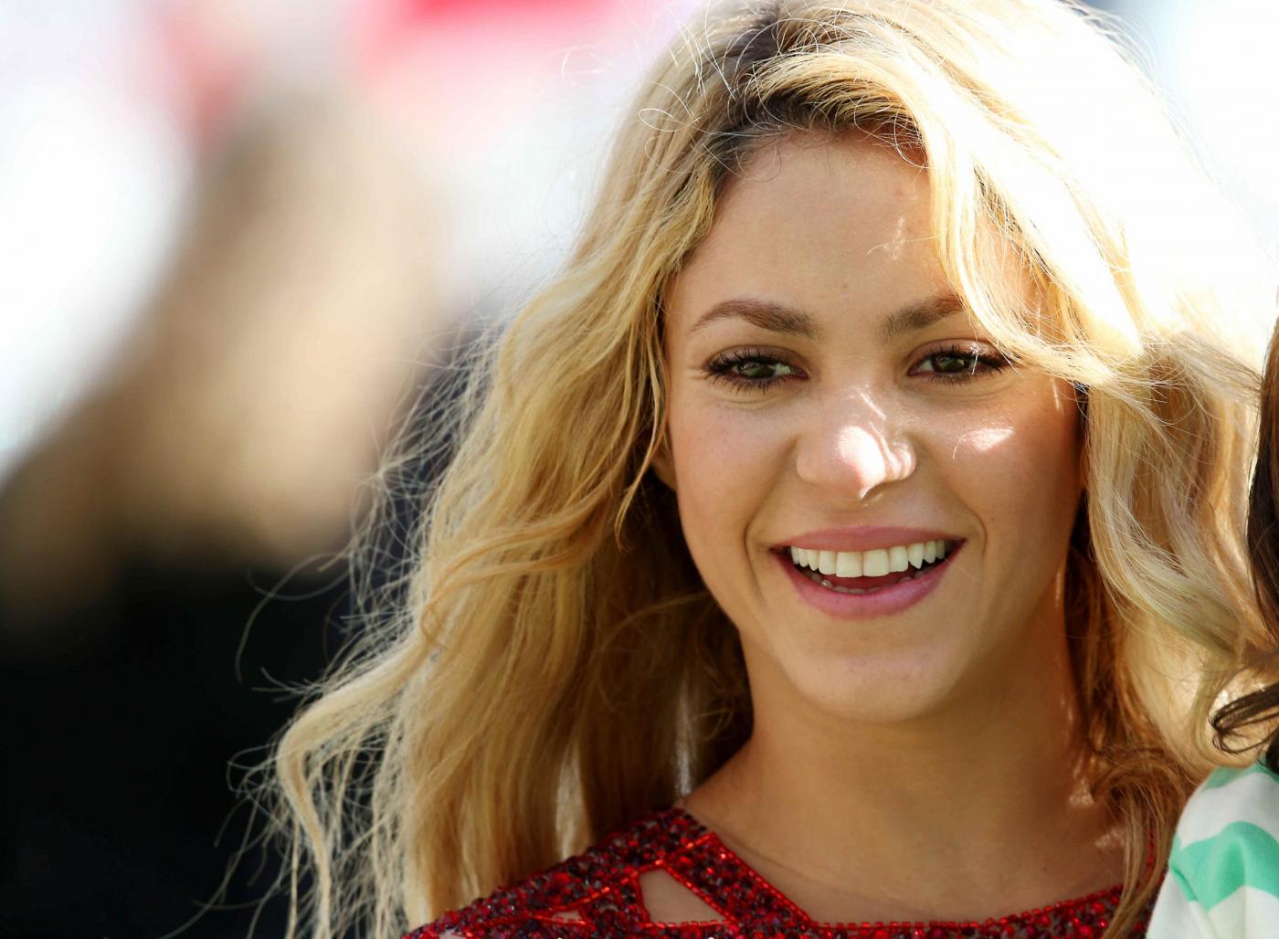 Shakira: su Facebook il record di 100 milioni di fan dopo La La La per i Mondiali 2014