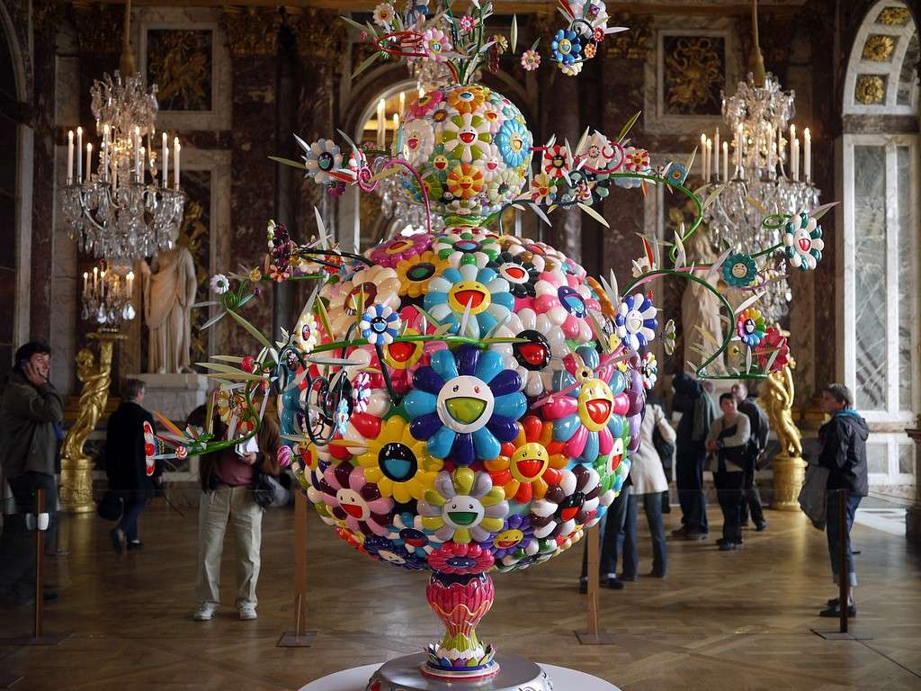Takashi Murakami in mostra a Palazzo Reale di Milano dal 24 luglio al 2 settembre 2014