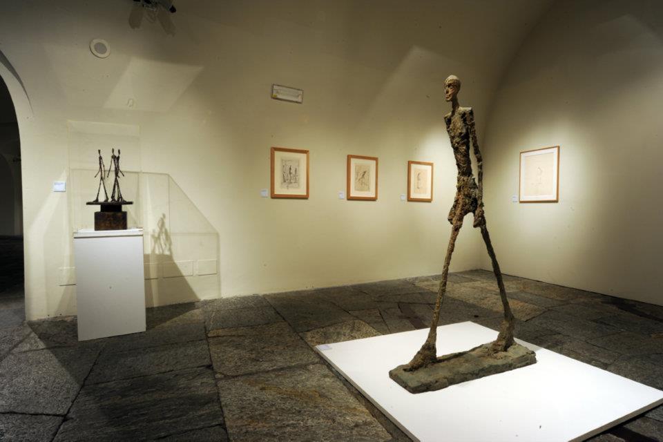 Mostra Alberto Giacometti a Milano: alla GAM una personale dedicata al celebre scultore svizzero