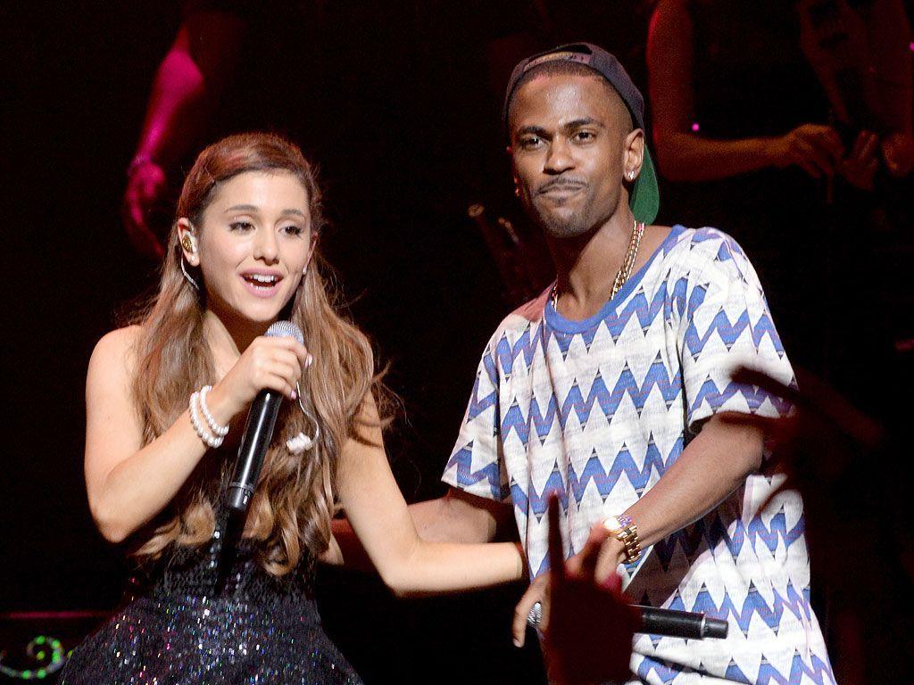 Ariana Grande e Big Sean mano nella mano agli MTV Video Music Awards 2014