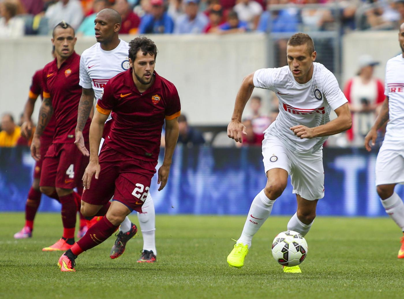 Calciomercato 2014/15: tutti gli acquisti e le cessioni