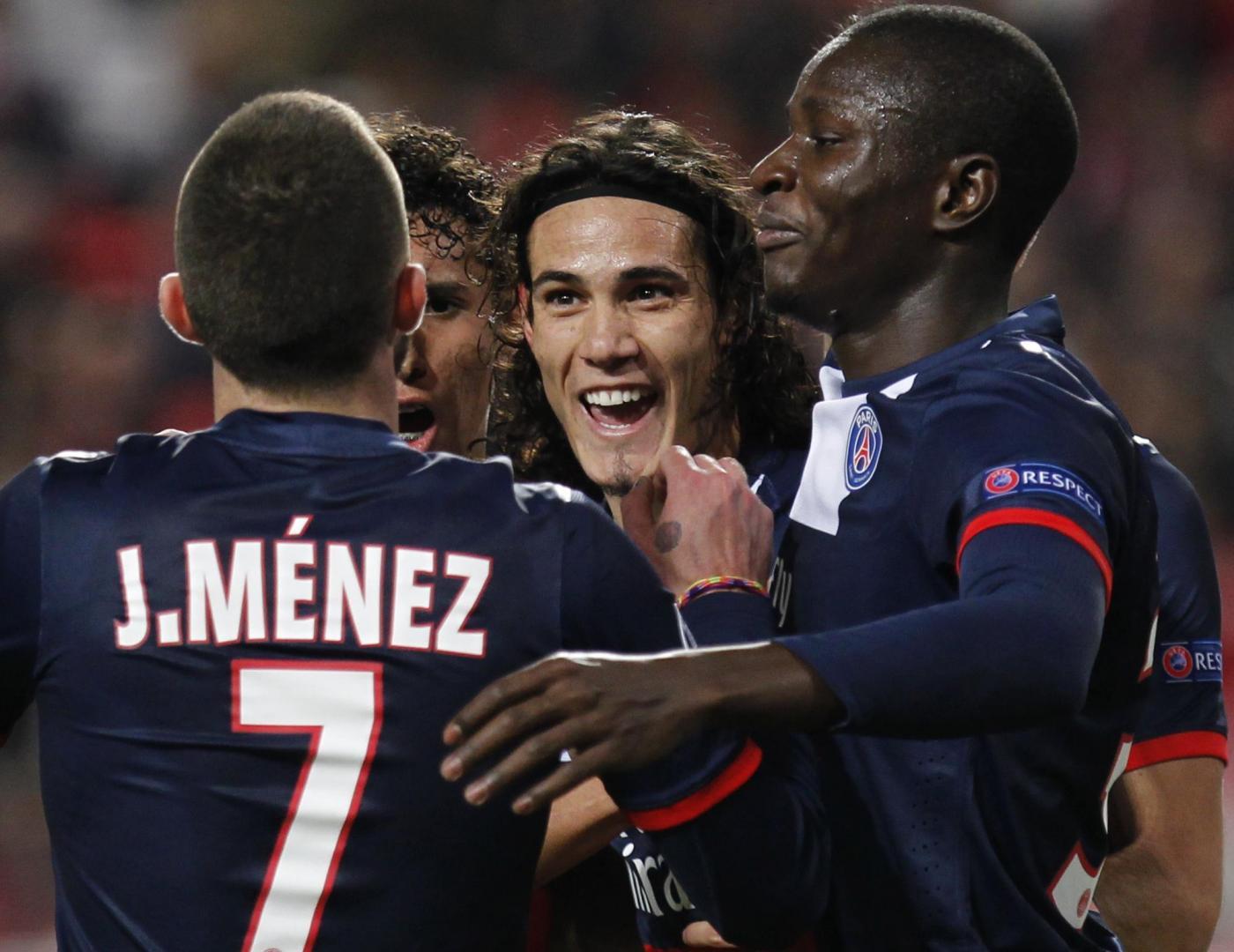 Napoli vs PSG 1-2: rimonta dei francesi, Cavani fischiato