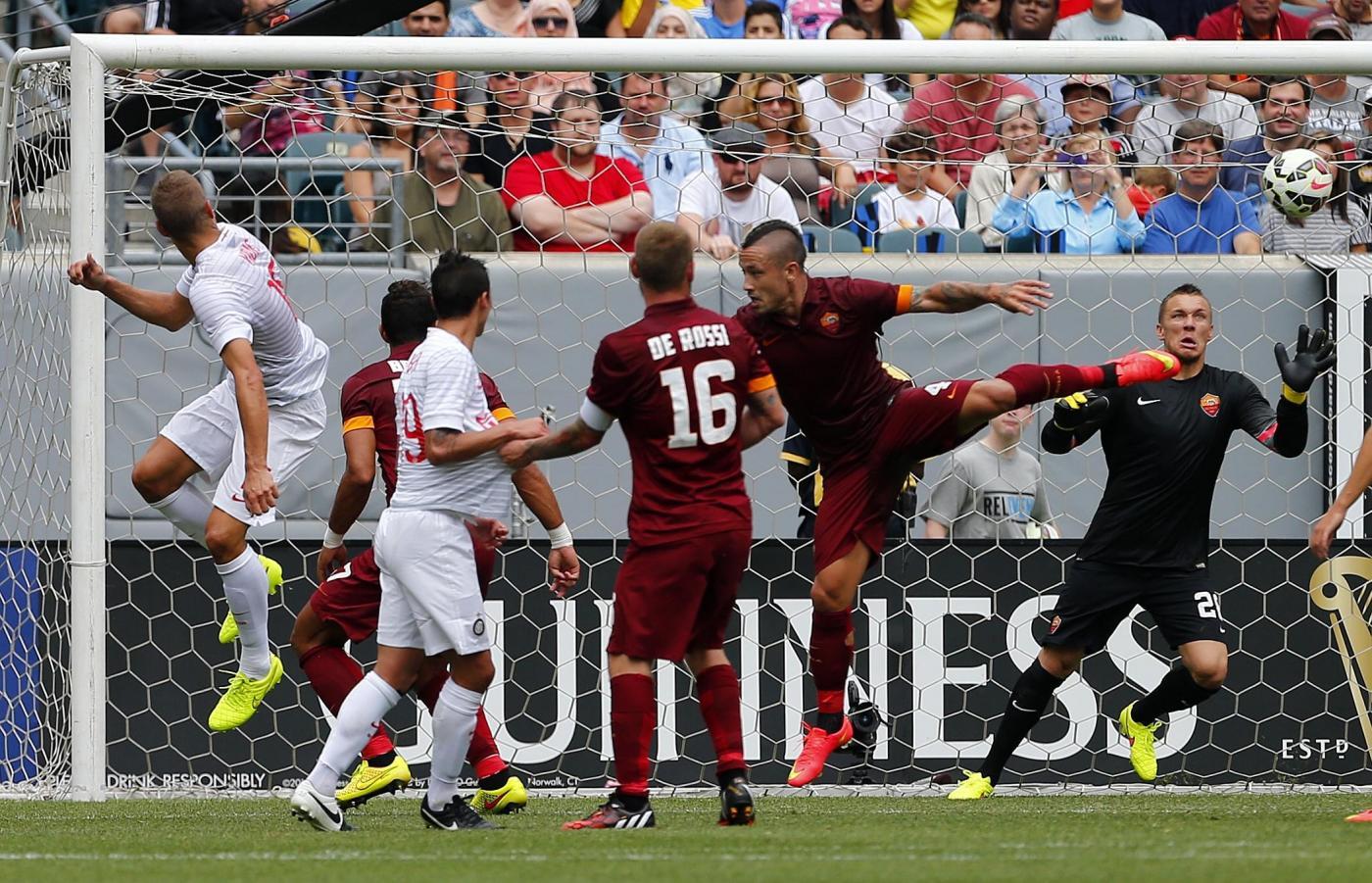 Inter-Roma 2-0: buona prova della squadra di Mazzarri