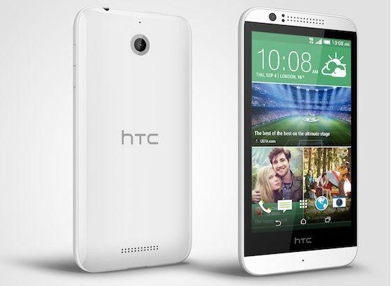 HTC Desire 510, il primo 64bit: scheda e prezzo