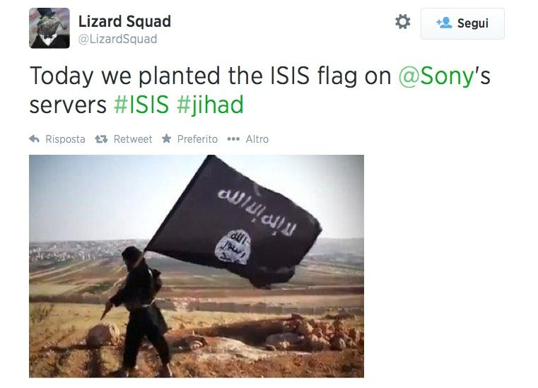 ISIS rivendica l'attacco informatico a Playstation Network