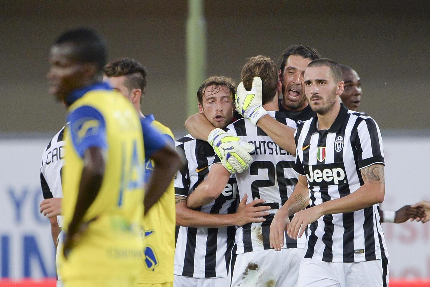 Serie A: Juventus e Roma, buona la prima