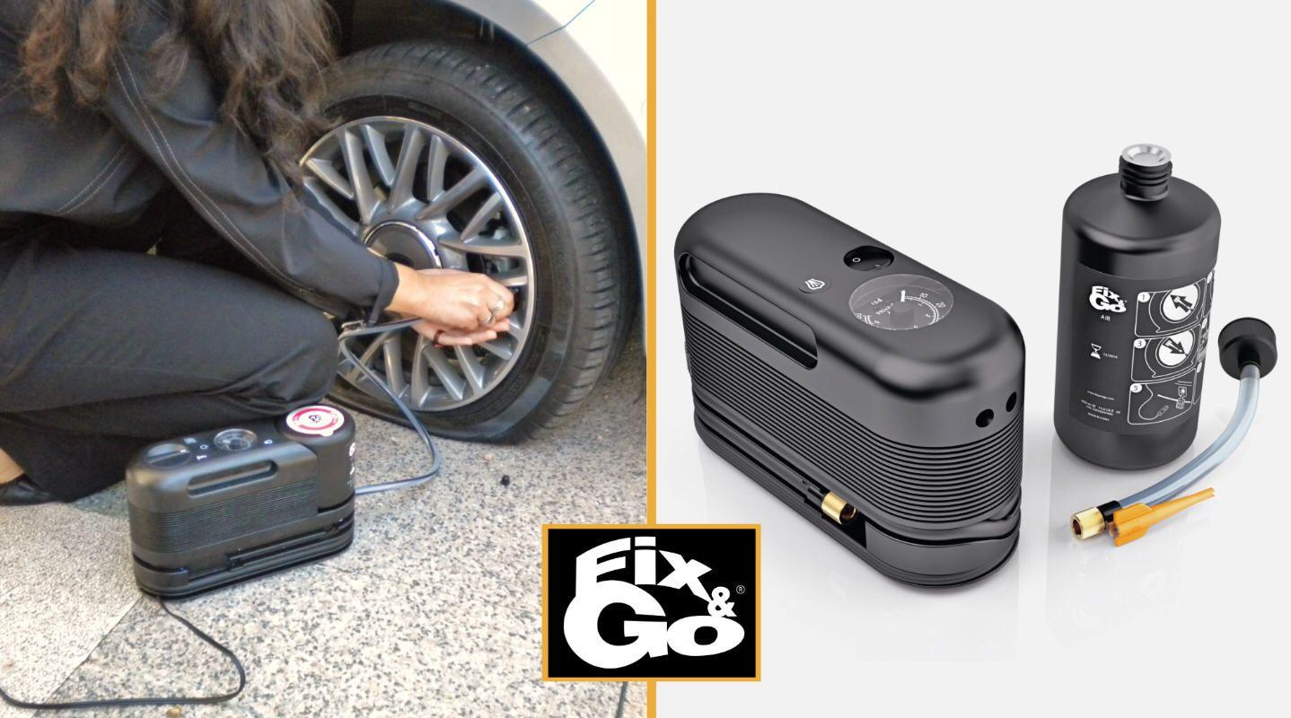 Kit riparazione pneumatici: come si usa
