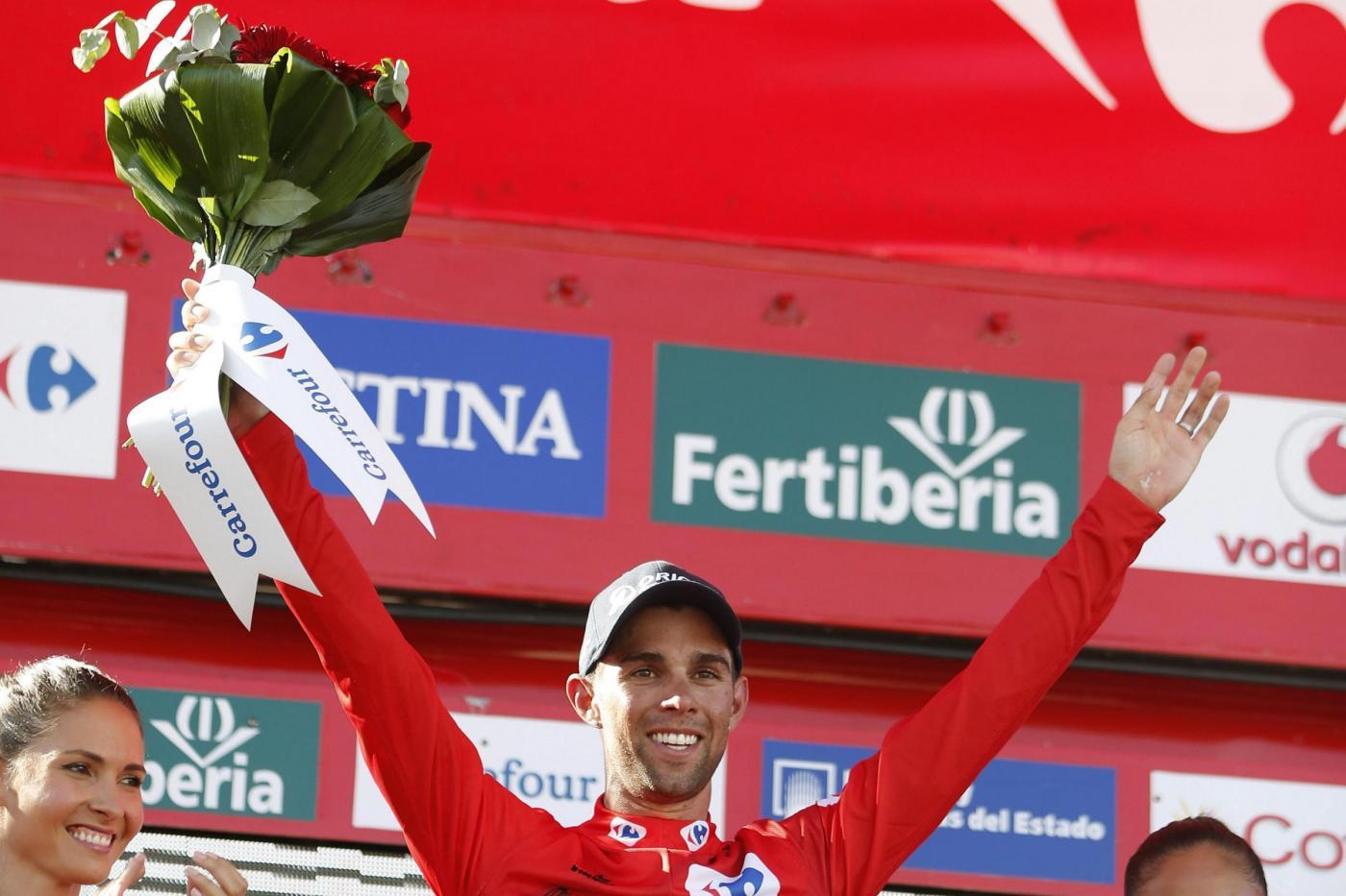 Matthews tappa e maglia Vuelta 2014